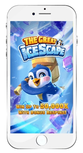 The Great Icescape mobile