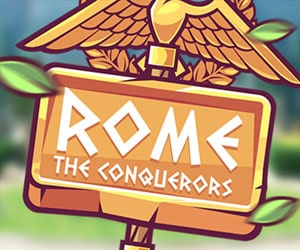 ROME - THE CONQUERORS Peter & Sons